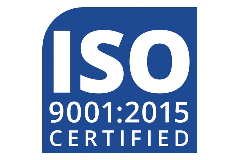 Cascade Controls receives ISO9001:2015 Certification